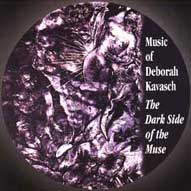 1429 The Dark Side of the Muse: The Music of Deborah Kavasch (b. 1949)