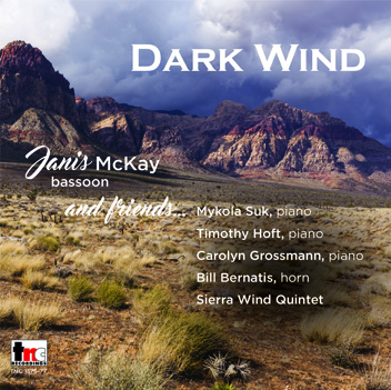 Dark Wind (TNC CD 1576-77)
