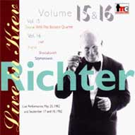 1475-6ABH Sviatoslav Richter Live in Kiev, Vol. 15 & 16AB - Digital Download