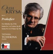1546 Oleh Krysa: Prokofiev - Vol. 9 - Digital Download