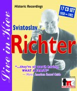1461-76ABH Sviatoslav Richter Live in Kiev (17-CD Set))