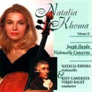 1419 Natalia Khoma, Vol. 2: The Concerti of Franz Josef Haydn - Digital Download