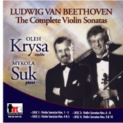 1547-50 Krysa & Suk - Beethoven: The Complete Violin Sonatas - Digital Download