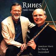 1432 Runes: American Music for Flute and Harpsichord