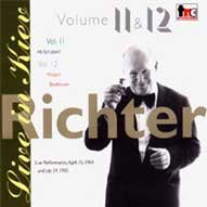1471-2H Sviatoslav Richter Live in Kiev, Vol. 11 & 12