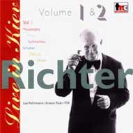1461-2H Sviatoslav Richter Live in Kiev, Vol. 1 & 2 - Digital Download